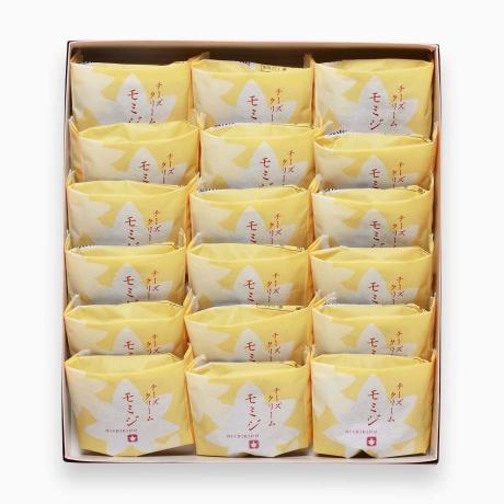 チーズクリームモミジ 18個入
