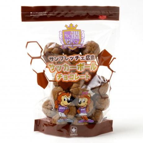 サンフレッチェ広島 サッカーボール チョコ味