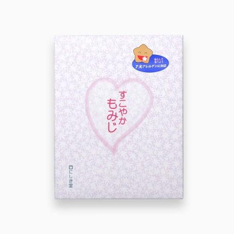 すこやかもみじ 8個入(メープル小豆×4、おいも×4)