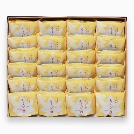 チーズクリームモミジ 24個入