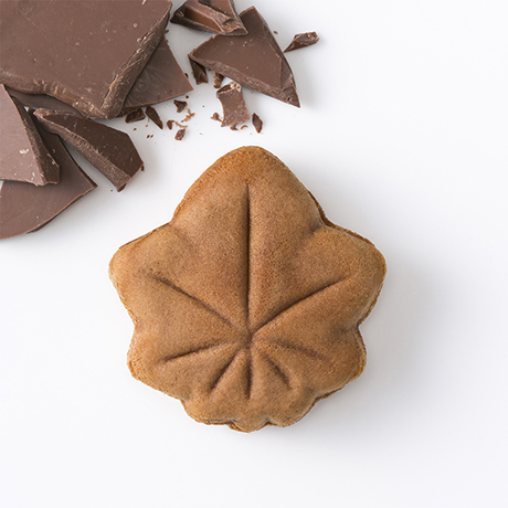 チョコレートモミジ 6個入