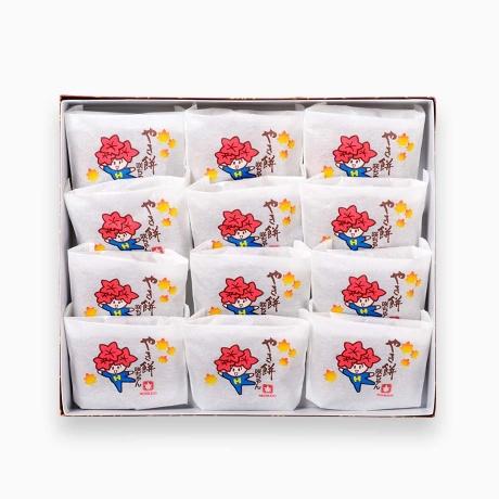 やき餅咲ちゃん 12個入