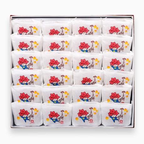 やき餅咲ちゃん 24個入